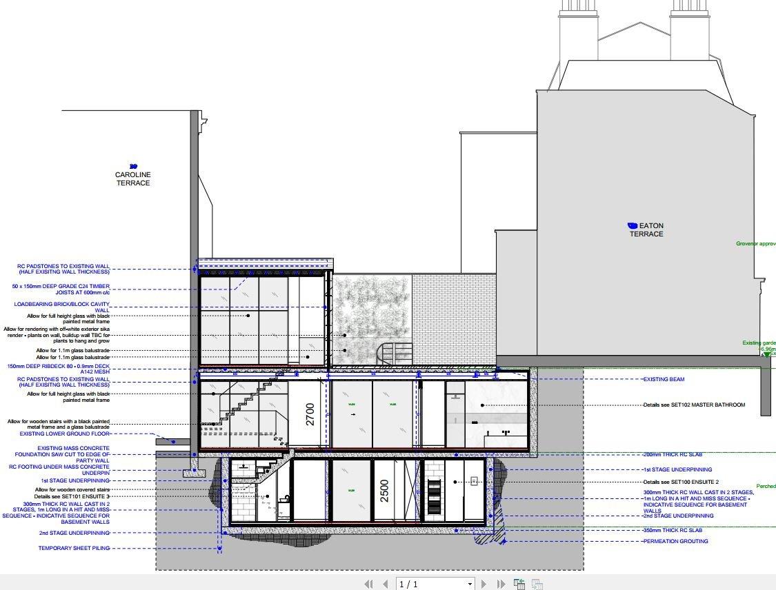 BH Basements: a basement extension & refurbishment specialist